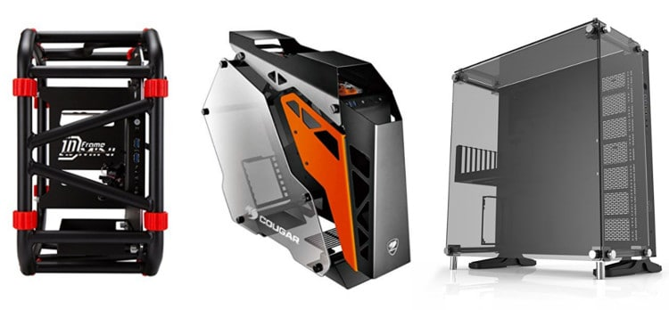 Open Air PC Cases