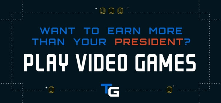 Gamers vs Presidents